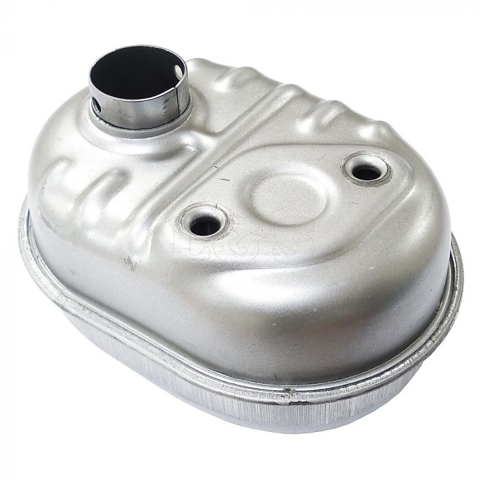 EXDN6108 EXHAUST SILENCER TAIL PIPE 3Yr Warranty